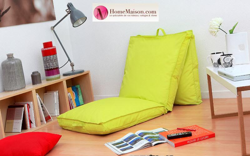 HOMEMAISON.COM Bodenkissen Schemel und Beinauflage Sitze & Sofas  |