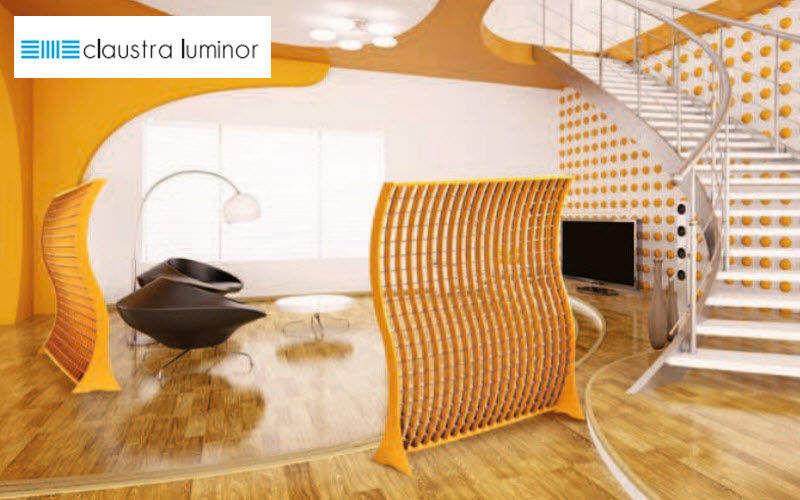 Claustra Luminor Trennwand Trennwände Wände & Decken  |