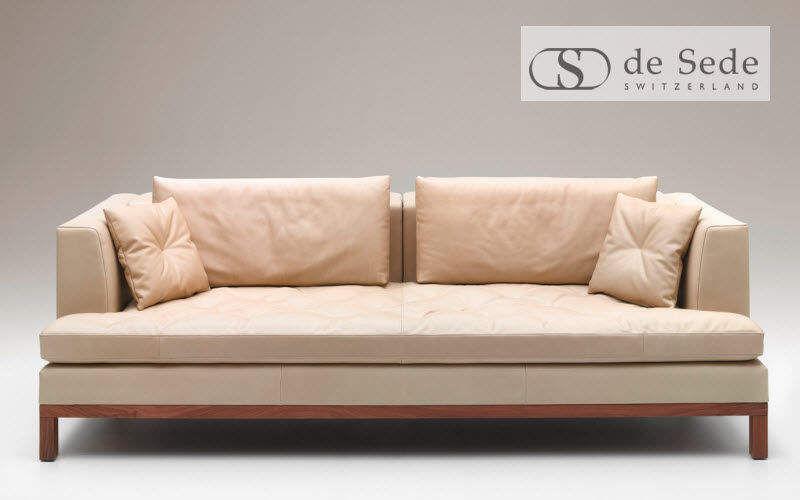 De Sede Sofa 3-Sitzer Sofas Sitze & Sofas   