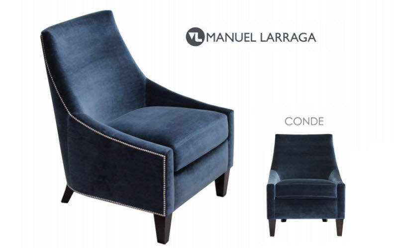 MANUEL LARRAGA Niederer Sessel Sessel Sitze & Sofas  |