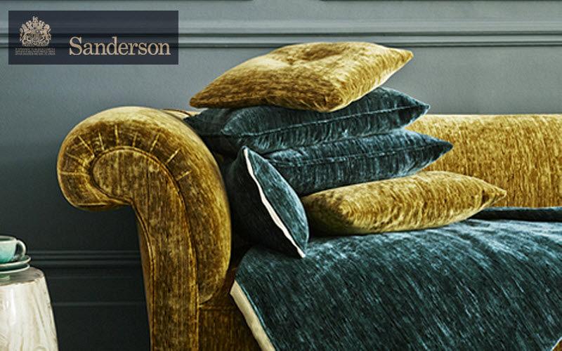 Sanderson Velours Möbelstoffe Stoffe & Vorhänge  |
