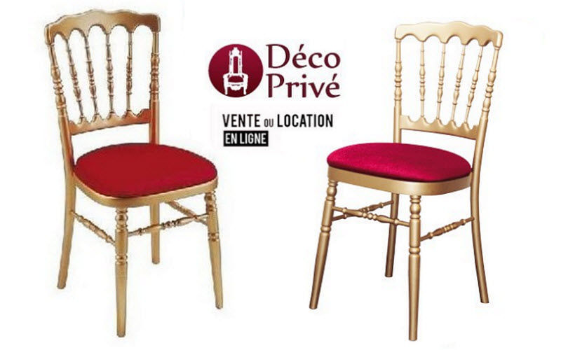 DECO PRIVE Stuhl Stühle Sitze & Sofas Büro | Klassisch