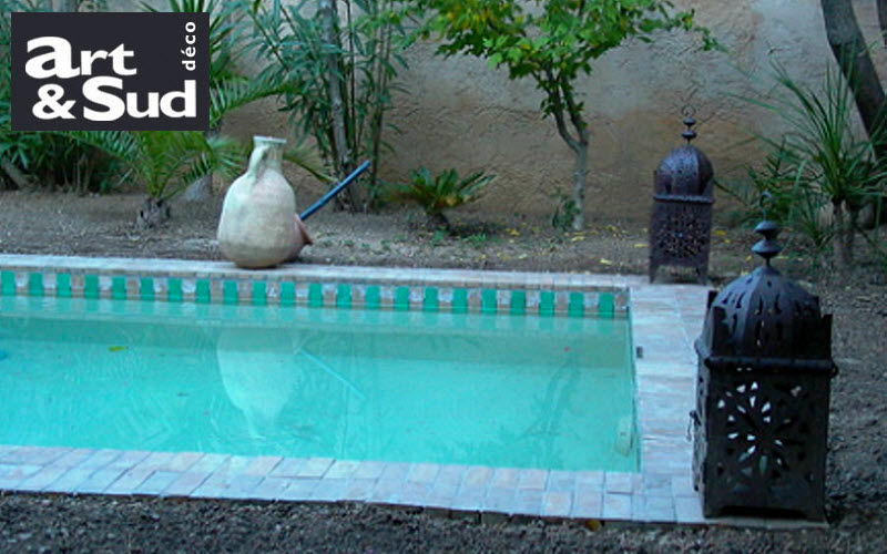 ART ET SUD DECO Poolfliese Verkleidungen Schwimmbad & Spa   