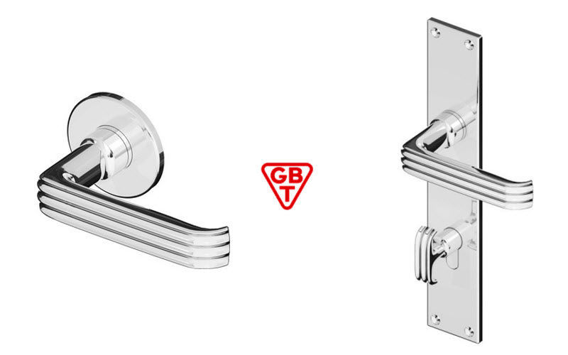 GBT BONOMI Türdrücker-Set Türgriffe Fenster & Türen  |