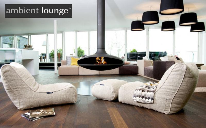 AMBIENT LOUNGE Niederer Sessel Sessel Sitze & Sofas Wohnzimmer-Bar | Design Modern