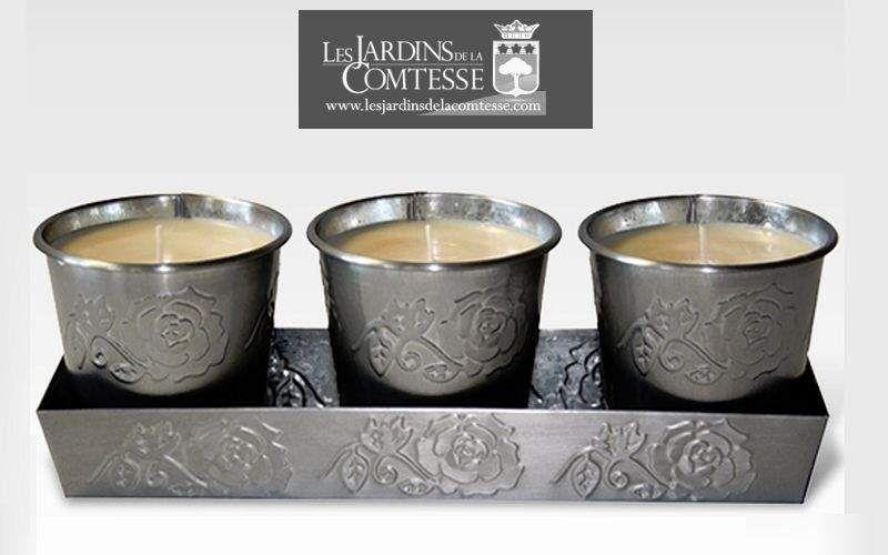 LES JARDINS DE LA COMTESSE Kerze Kerzen und Kerzenständer Dekorative Gegenstände  |