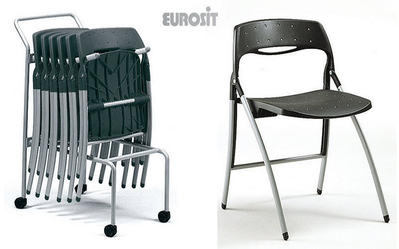 Eurosit Gemeinschafts Stuhl Bürostühle Büro   