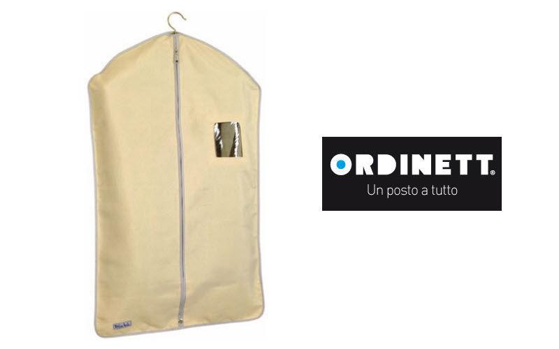 ORDINETT Kleiderschutzhülle Ankleideraumaccessoires Garderobe  |
