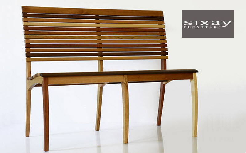 SIXAY furniture Bank Bänke Sitze & Sofas  |