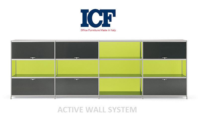 Icf Modulares Ablagesystem Schränke und Regale Büro  |