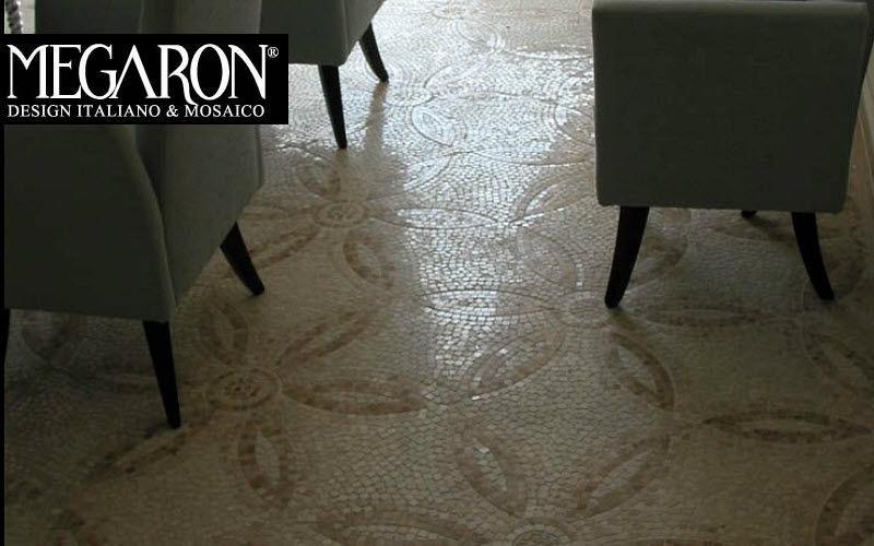 MEGARON Mosaikfußboden Bodenfliesen Böden   
