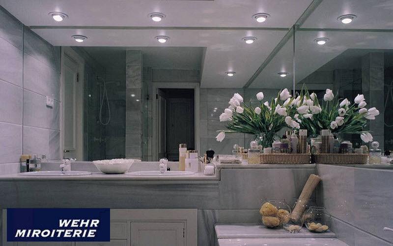 Wehr Badezimmerspiegel Badspiegel Bad Sanitär  |