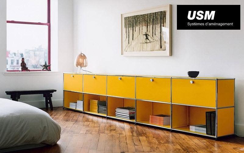 USM Modulares Ablagesystem Schränke und Regale Büro  |