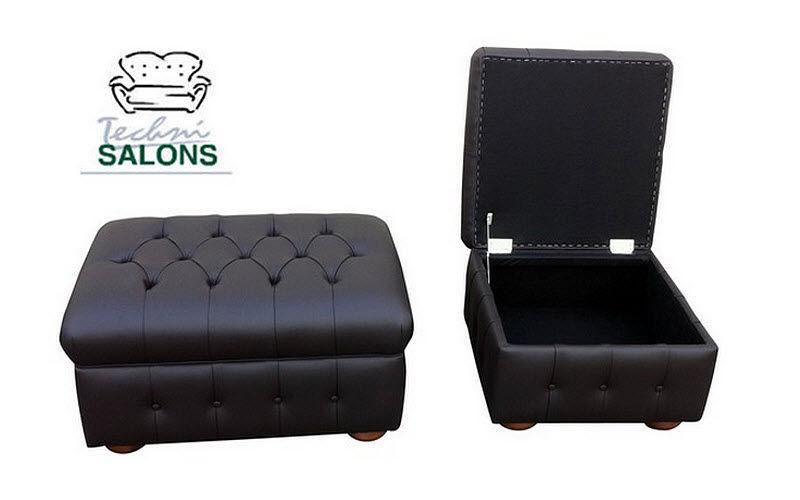 Techni Salons Sitzkiste Schemel und Beinauflage Sitze & Sofas  |
