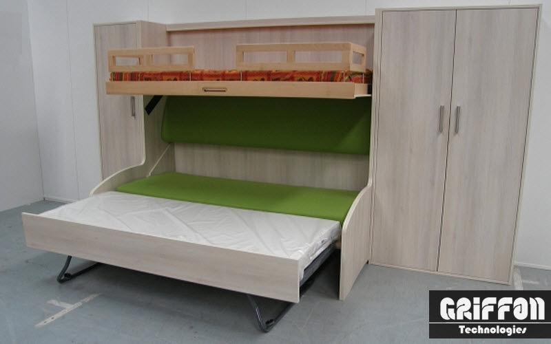 Griffon Meubles Hochklappbares Bett Klappbetten Betten  |
