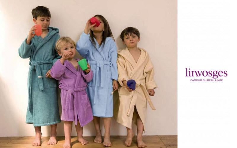 Linvosges Kinderbademantel Bad- und Toilettenartikel für Kinder Kinderecke  |