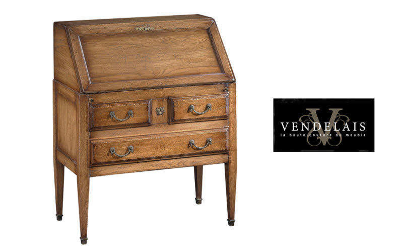 Atelier Du Vendelais Dos d'Ane-Sekretär Schreibtische & Tische Büro  | Klassisch