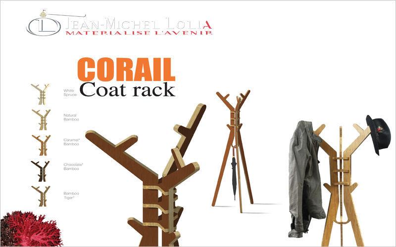 JEAN-MICHEL LOLIA Kleiderständer Möbel & Accessoires für den Eingangsbereich Regale & Schränke Eingang | Design Modern