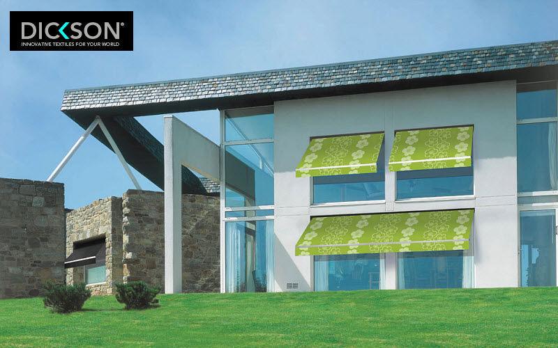 Sunbrella Fallarm- und Ausstellmarkise Aussen Markisen Fenster & Türen  |