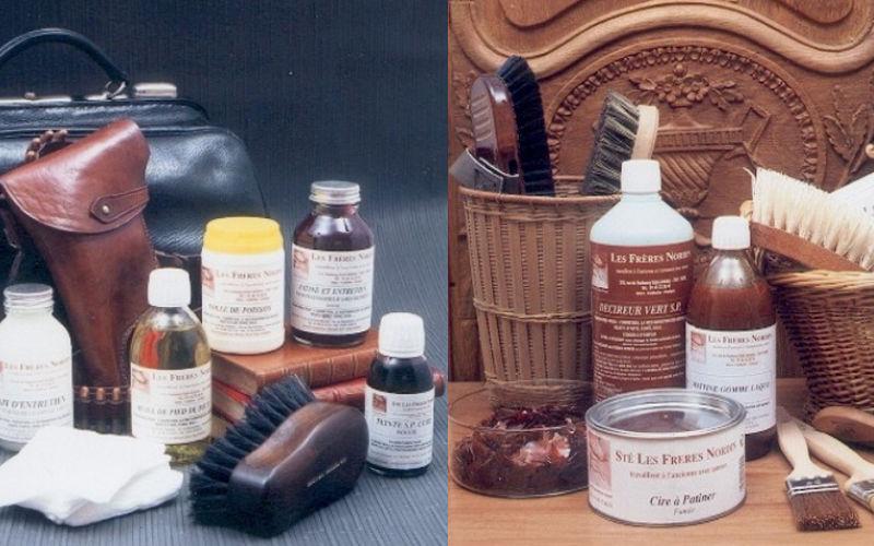 Les Freres Nordin Balsam für Antiquitätenhändler Wachs und Balsam Metallwaren   