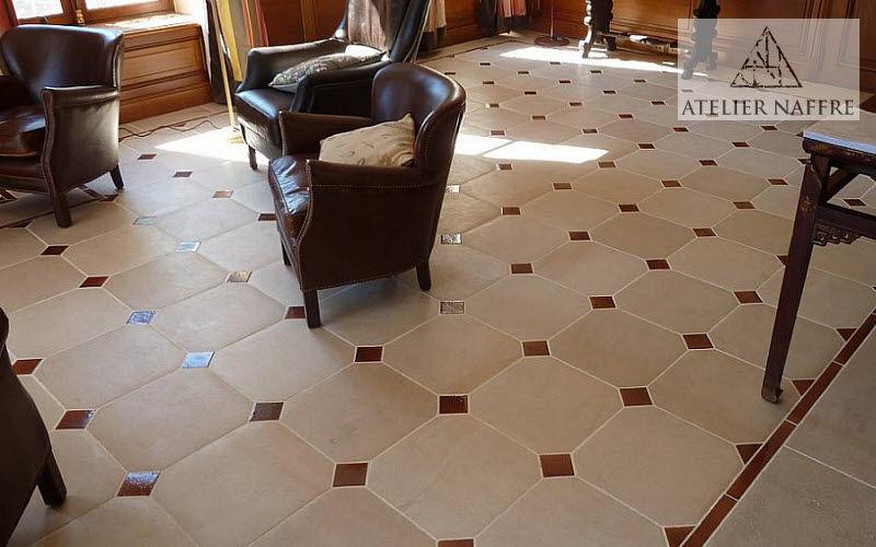 Atelier Naffre Platte aus Naturstein Bodenplatten Böden   