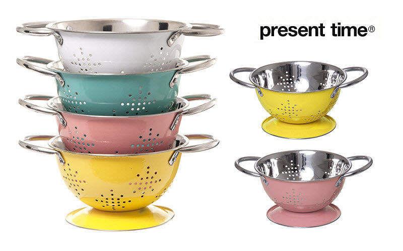 Present Time Sieb Filter und Siebe Küchenaccessoires  |