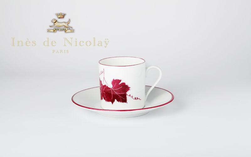 Inès de Nicolaÿ Espresso-Tasse Tassen Geschirr  |