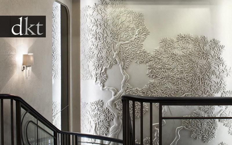 DKT ARTWORKS Flachrelief Architektur Verzierung   