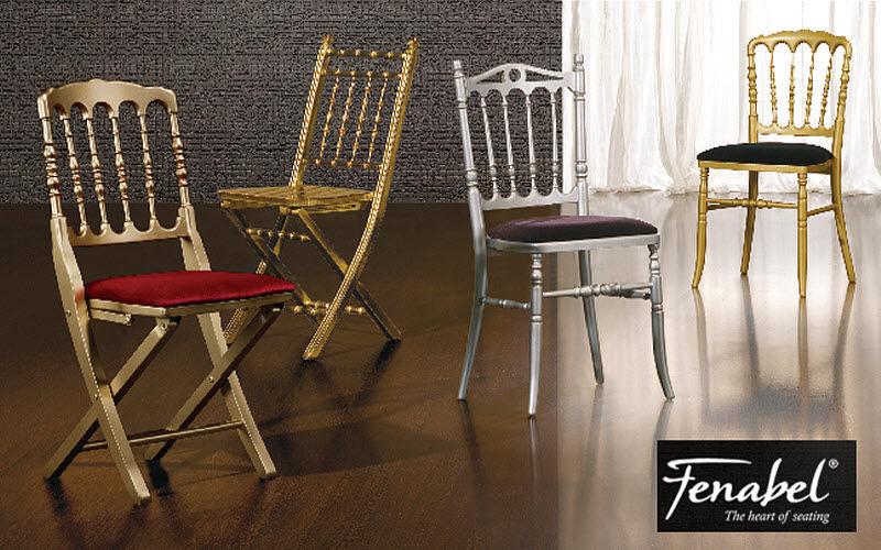 FENABEL Klappstuhl Stühle Sitze & Sofas   