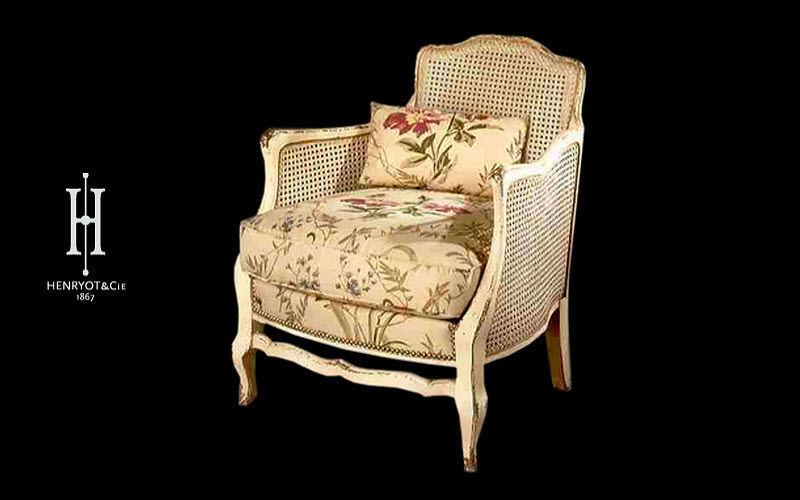 HENRYOT & CIE Bergère-Sessel Sessel Sitze & Sofas  | Klassisch