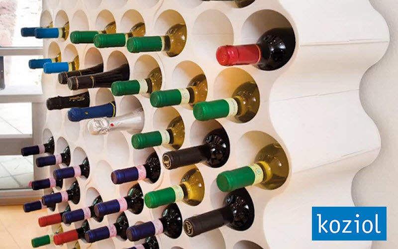 Koziol Flaschenregal Regale und Ablagen Küchenausstattung  |