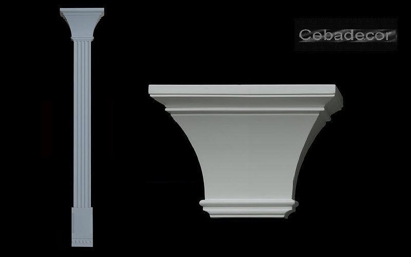 Cebadecor Säule Architektur Verzierung  |
