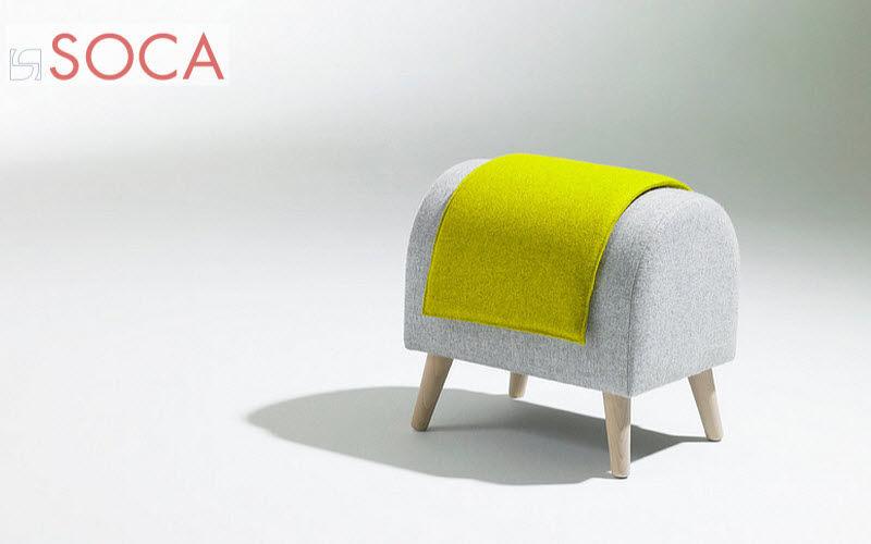 Soca Hocker Schemel und Beinauflage Sitze & Sofas  |