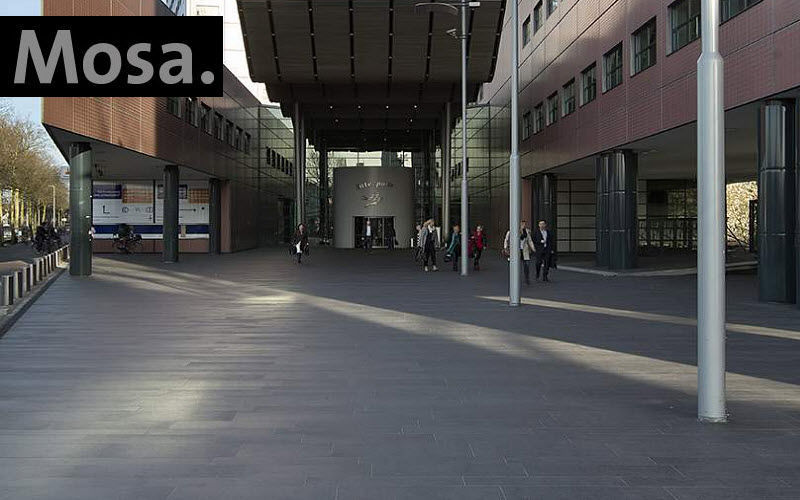 MOSA Bodenplatten Außenbereich Außenböden Böden  |