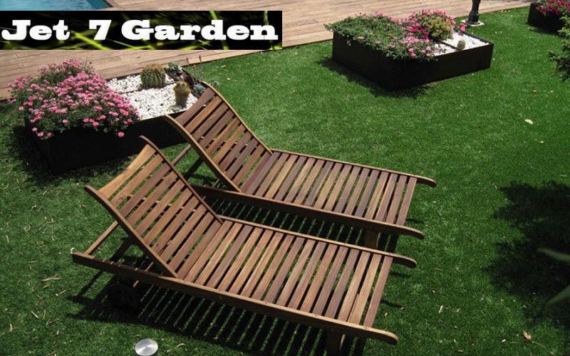 JET 7 GARDEN Kunstrasen Außenböden Böden  |