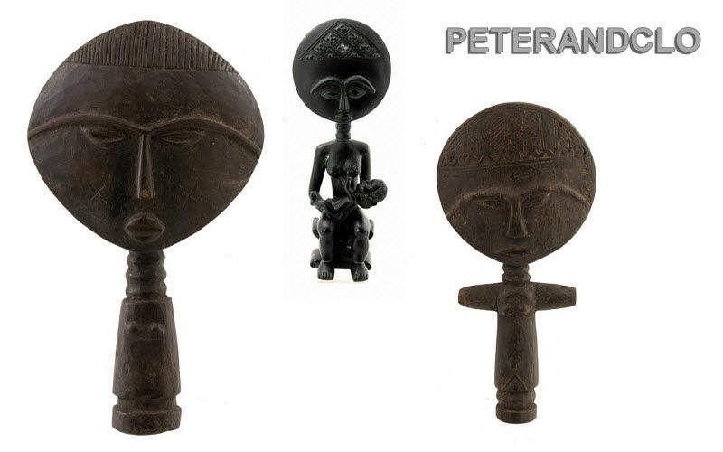 Art-africain.co Kleine Statue Verschiedene Ziergegenstände Dekorative Gegenstände  |