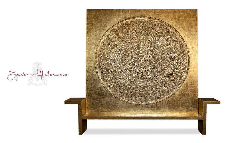 BARBARA ABATERUSSO Zierpaneel Dekoration Schild Wände & Decken  |