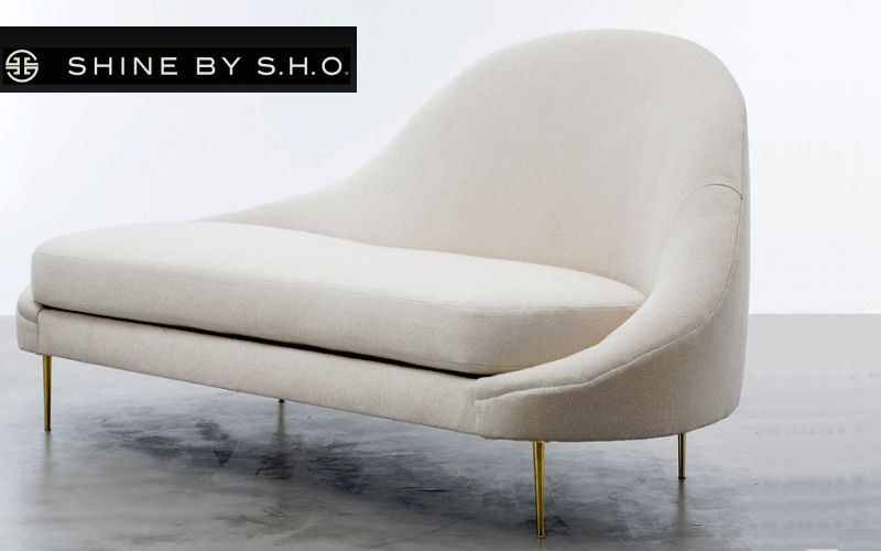 SHINE BY S.H.O. Liegesofa Chaiselongues Sitze & Sofas  |