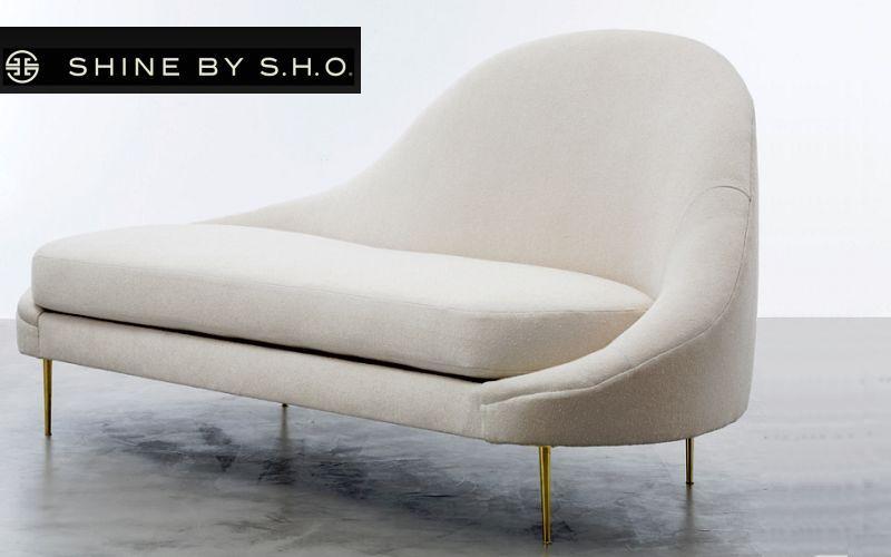 SHINE BY S.H.O. Liegesofa Chaiselongues Sitze & Sofas  |