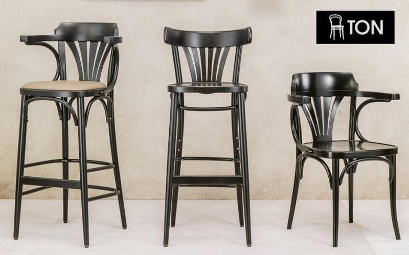TON Barhocker Schemel und Beinauflage Sitze & Sofas  |
