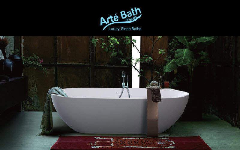 ARTE BATH Freistehende Badewanne Badewannen Bad Sanitär  |