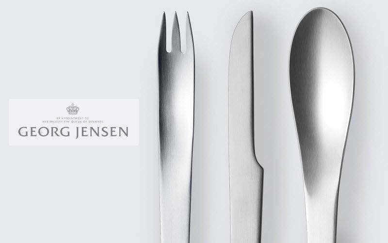 Georg Jensen Besteck Bestecke Bestecke   