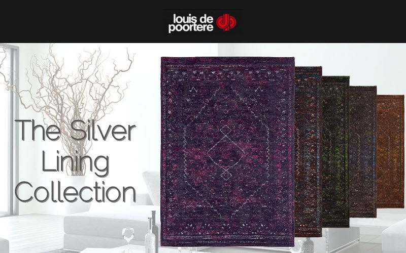 Louis De Poortere Moderner Teppich Moderne Teppiche Teppiche  |