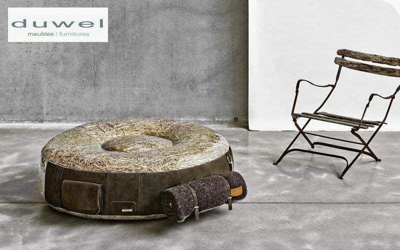 DUWEL INSIDE Bodenkissen Schemel und Beinauflage Sitze & Sofas  |