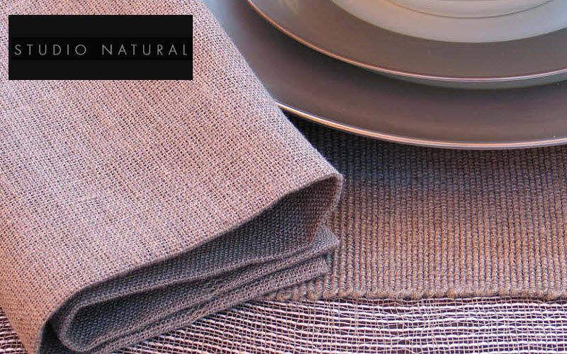 Studio Natural Rechteckige Tischdecke Tischdecken Tischwäsche  |