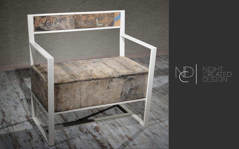 NIGHT CREATED DESIGN Banktruhe Bänke Sitze & Sofas   