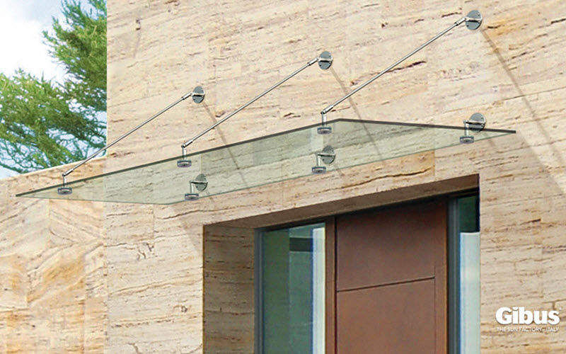 Gibus Eingangsvordach Vordächer und Markisen Fenster & Türen   