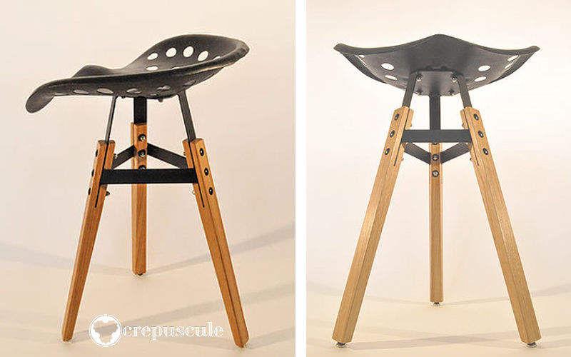 CREPUSCULE Hocker Schemel und Beinauflage Sitze & Sofas   