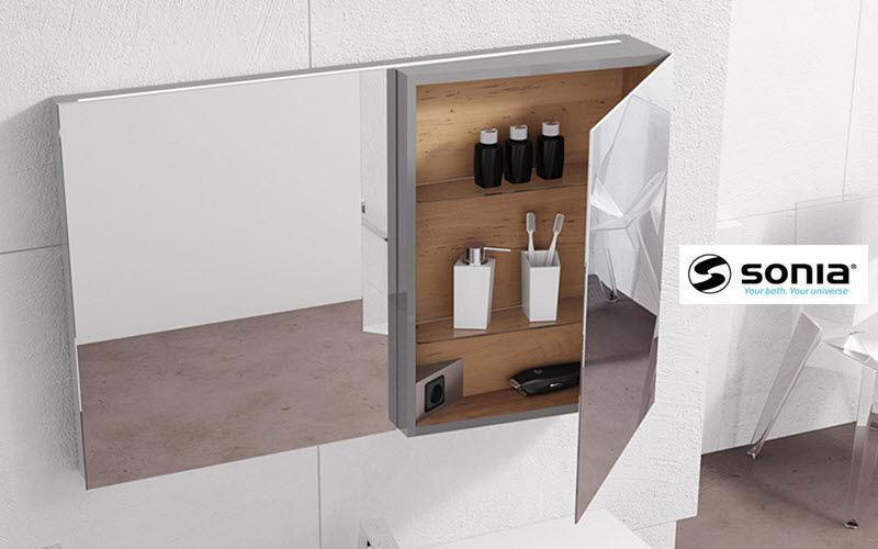 Sonia Toilettenschrank Badezimmermöbel Bad Sanitär  |