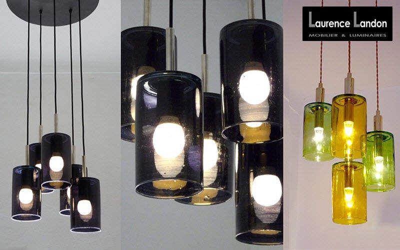 LAURENCE LANDON Deckenlampe Hängelampe Kronleuchter und Hängelampen Innenbeleuchtung  |
